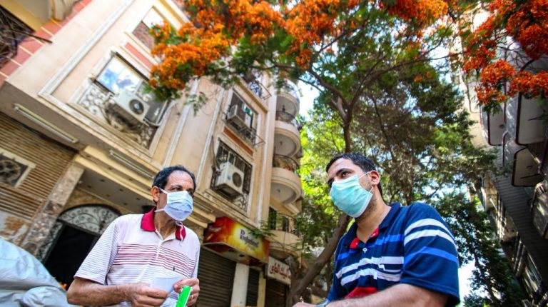 Coronavirus COVID-19 in Egypt Daily News Egypt