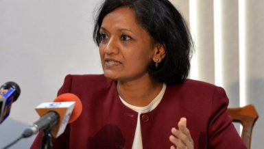 International Monetary Fund (IMF) Egypt Mission Chief, Uma Ramakrishnan Daily News Egypt