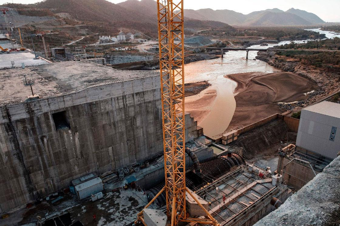 Grand Ethiopian Renaissance Dam (GERD) Egypt Ethiopia