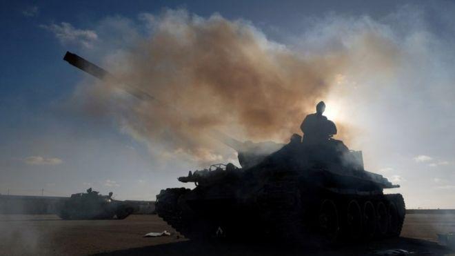 Libya conflict Turkey Daily News Egypt
