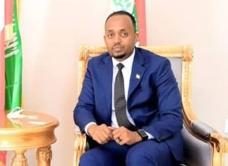 Somaliland Deputy Minister of Foreign Affairs Liban Yousuf Osman Daily News Egypt