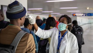 Coronavirus COVID-19 Pandemic in African countries according to Africa CDC Daily News Egypt