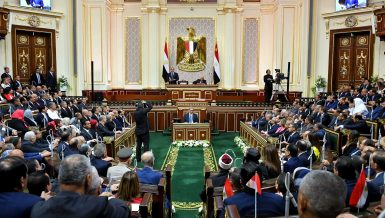 Egyptian Parliament holds secret session to mandate military intervention in Libya Daily News Egypt
