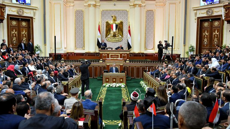 Egypt's Parliament holds secret session to mandate military intervention in Libya Daily News Egypt