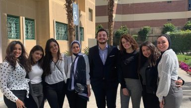 MIU students launch awareness campaign on good personal hygiene habits Daily News Egypt