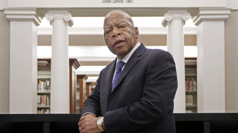 Death of civil rights icon John Lewis Daily News Egypt