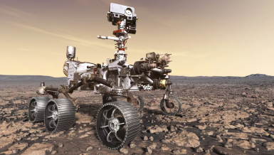 NASA launched its Mars rover Perseverance Thursday morning in a bid to search for signs of ancient life on the Red Planet
