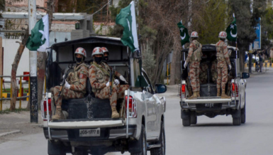 Pakistan army clashes with terrorists in southwestern Balochistan province