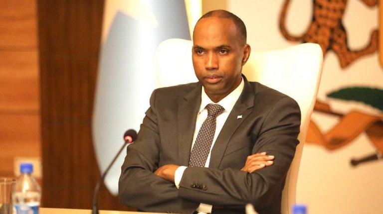 Somalia Prime Minister Hassan Ali Khaire