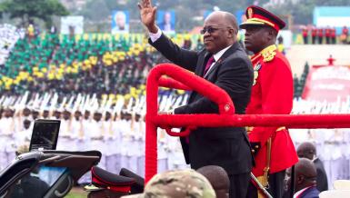 Tanzania President John Magufuli Daily News Egypt