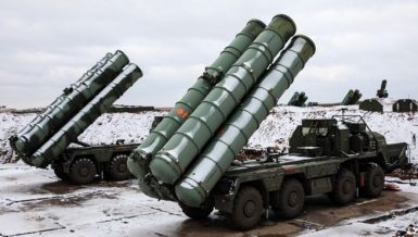 S 400 systems Turkey Russia US Sanctions Daily News Egypt