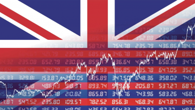 UK GDP growth, British economy recession