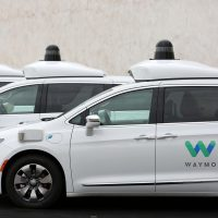 Chrysler Pacifica Hybrid minivans ... guided by the Waymo Driver Daily News Egypt
