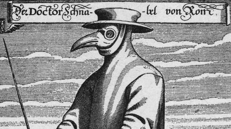 bubonic plague doctor