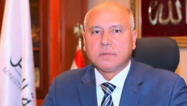 Egypt Transport Minister Kamel El-Wazir Daily News Egypt