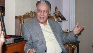 Council of Arab Economic Unity (CAEU)Secretary-General Mohamed Al-Rabei