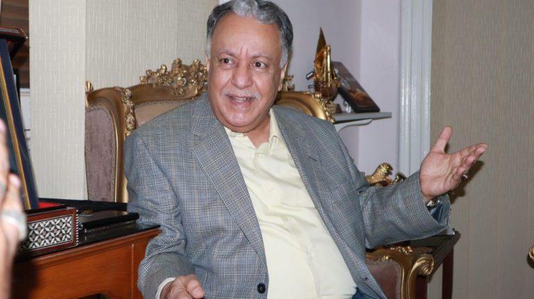 Council of Arab Economic Unity (CAEU)Secretary-General Mohamed Al-Rabei