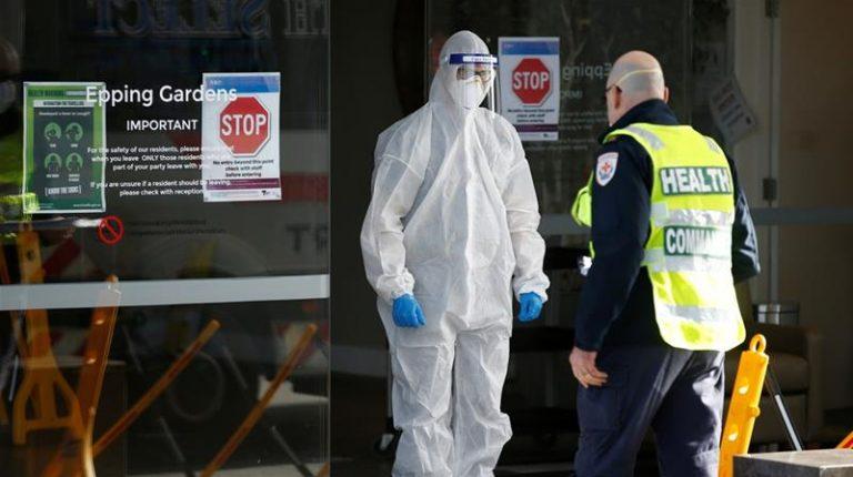 Australia coronavirus COVID-19 pandemic