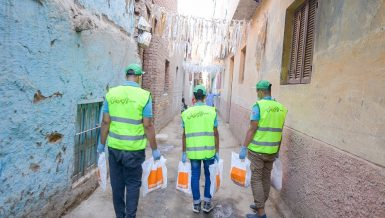Orange Egypt, El Orman Association cooperate in CSR initiatives