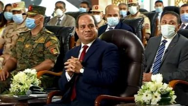 Egypt's Al-Sisi inaugurates Alexandria's redeveloped Al-Mahmoudiya Axis Daily News Egypt
