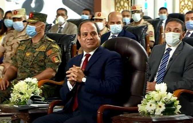 Egypt's Al-Sisi inaugurates Alexandria's redeveloped Al-Mahmoudiya Axis Daily News Egypt