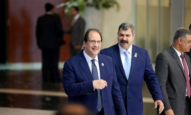 Head of Egypt's General Intelligence Services (GIS) Abbas Kamel Sudan peace