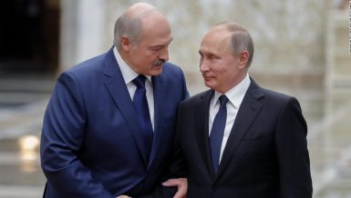 Russian President Vladimir Putin said Saturday that his country deems Alexander Lukashenko the legitimate president of Belarus amid protests rocking the Belarusian capital of Minsk Daily News Egypt