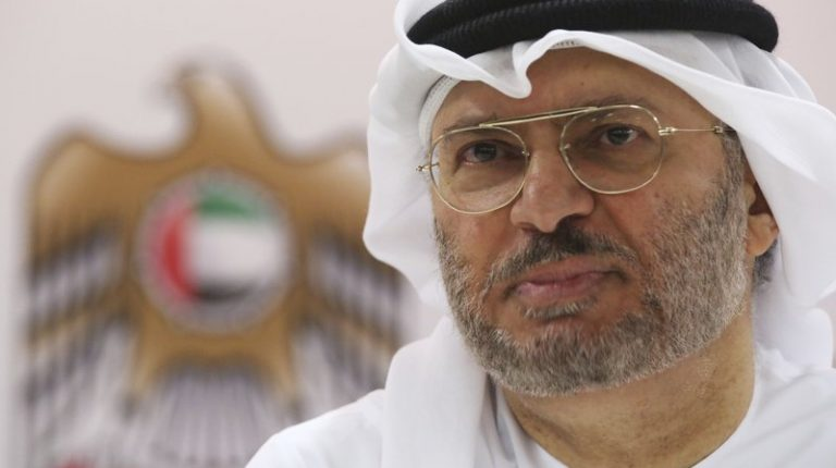 UAE Minister of State for Foreign Affairs Anwar Gargash said that establishing normal relations with Israel will enable the country to play a constructive role in enhancing the region's security and stability