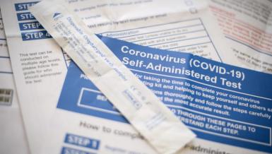 coronavirus COVID-19 tests