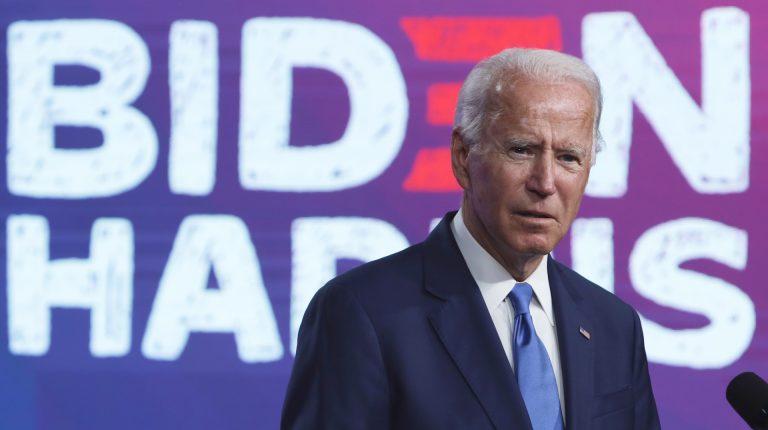 Democratic nominee Joe Biden's presidential campaign