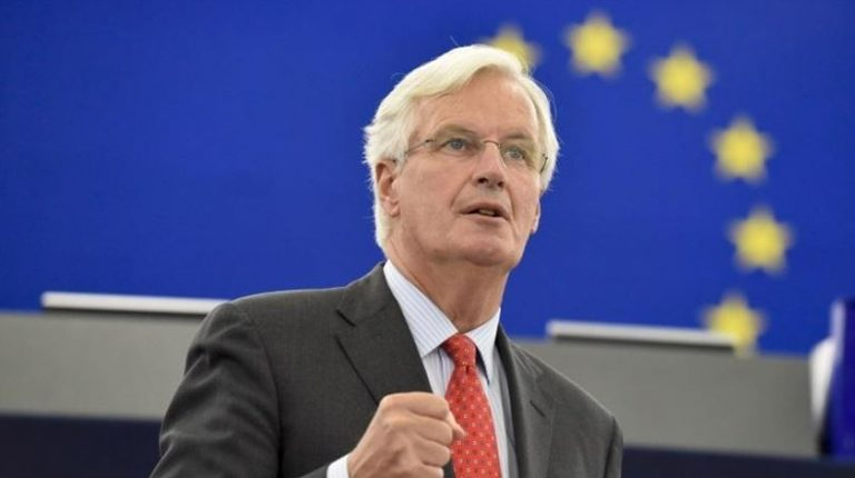 EU chief Brexit negotiator Michel Barnier Daily News Egypt