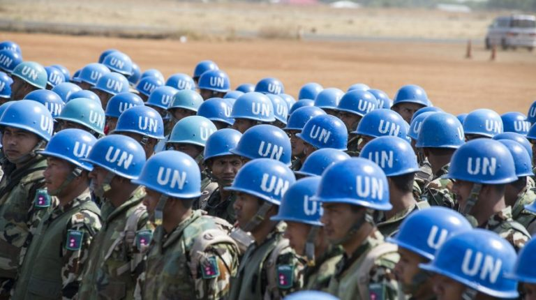 The United Nations Mission in South Sudan (UNMISS) said on Wednesday it will set up a temporary peacekeeping base. UN peacekeeping