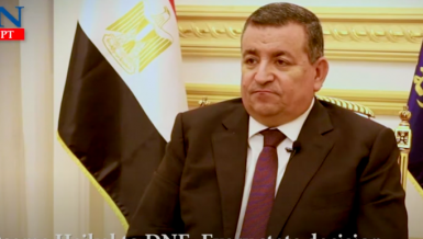 Minister of State for Information Osama Heikal spoke with DNE on state's plan to reformulate media policy, information warfare, and regaining Egypt's soft power