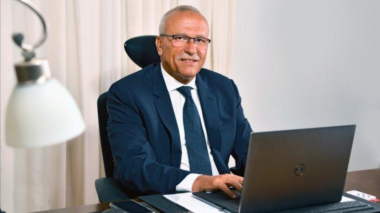 Saeed Zaatar, CEO of Sarwa Capital Group