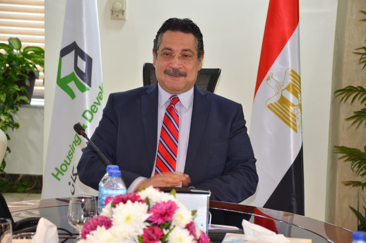 HDB Chairperson and Managing Director Hassan Ghanem