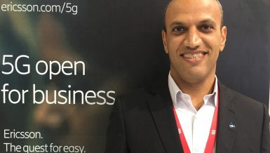 Sameh Shoukry, Country Manager at Ericsson Egypt