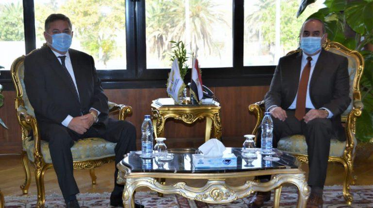 الحكومة تبحث إقامة مشروع سياحي جديد في رأس جميلة بشرم الشيخ
