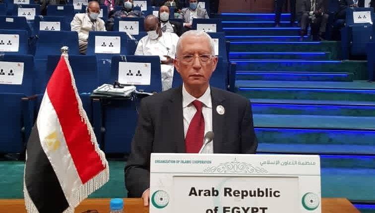 مصر ترفض ربط الإرهاب بالإسلام خلال اجتماع منظمة المؤتمر الإسلامي