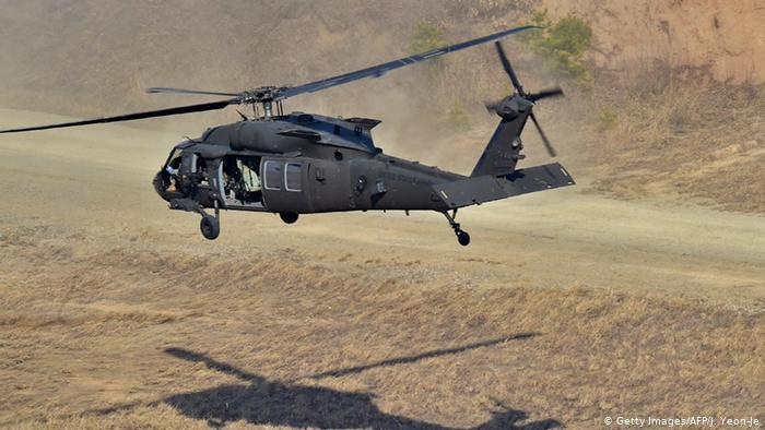 peacekeepers killed in helicopter crash near Sharm El-Sheikh: MFO