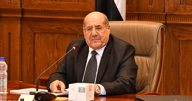 Senate Speaker Abdel-Wahab Abdel-Razek Daily News Egypt
