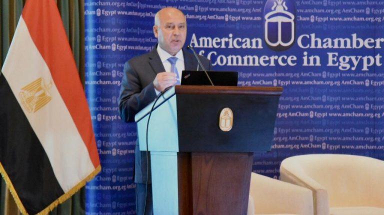 وزير النقل المصري يقول إن الاستثمارات الأمريكية تبلغ 21.8 مليار دولار