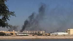 At least 3 rockets hit Green Zone in central Baghdad