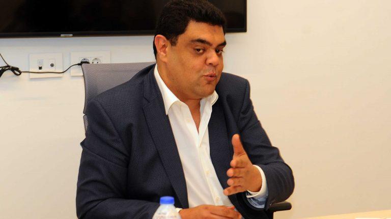Ayman El Sawy, Group Chief Financial Officer at Sarwa