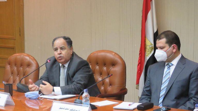وزير المالية: ربط الضرائب والجمارك المصرية بنهاية يونيو 2022