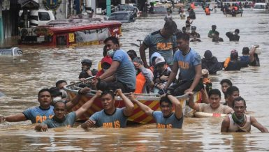 Death toll from Typhoon Vamco rises to 67 in Philippines