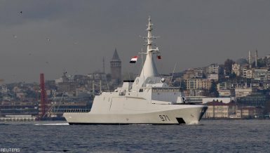 """Egyptian and Russian naval forces started on Thursday their joint military exercise dubbed """"Friendship Bridge - 3"""" in the Russian territorial waters in the Black Sea and it will continue for several days, said the Egyptian army."""