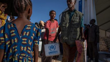 Ethiopians refugees flee into Sudan from Tigray Daily News Egypt