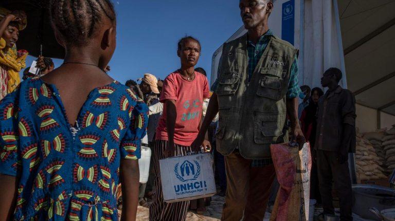 فر أكثر من 43 ألف إثيوبي من اشتباكات تيغراي إلى السودان: المفوضية السامية للأمم المتحدة لشؤون اللاجئين