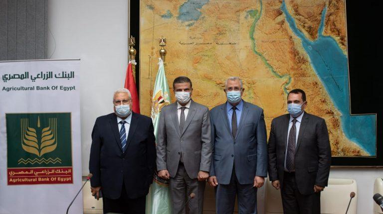 الإمارات العربية المتحدة توقع اتفاقية لتمويل مشروع استصلاح 1.5 مليون فدان