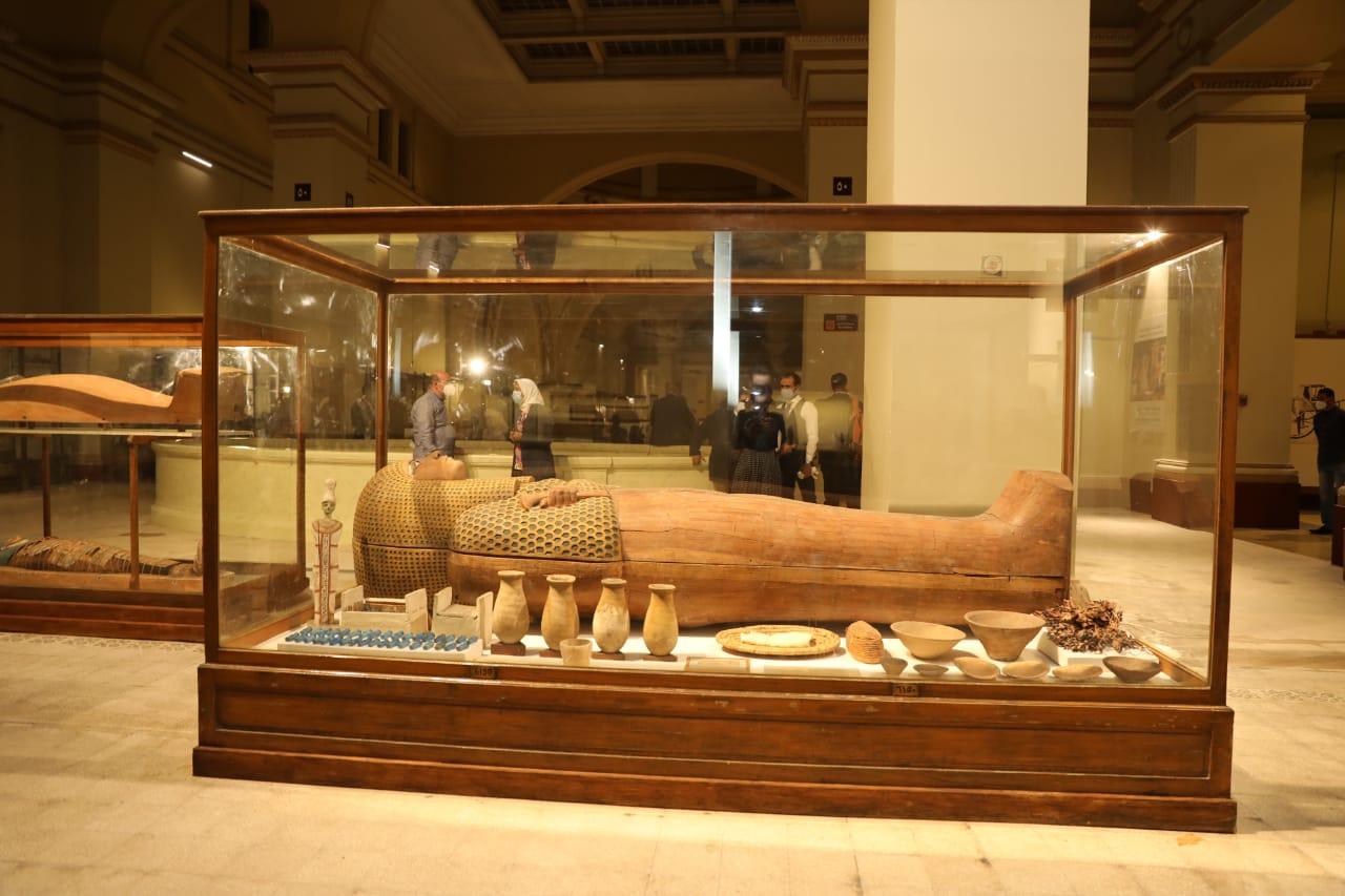 مصر تحتفل بمرور 118 على إنشاء المتحف المصري بالتحرير